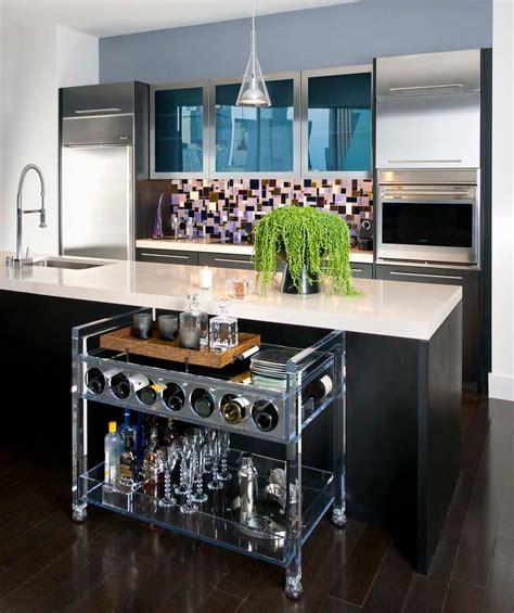 Kitchen Utilities kitchen utility cart kitchen midcentury with cart city clean clock beeyoutifullife
