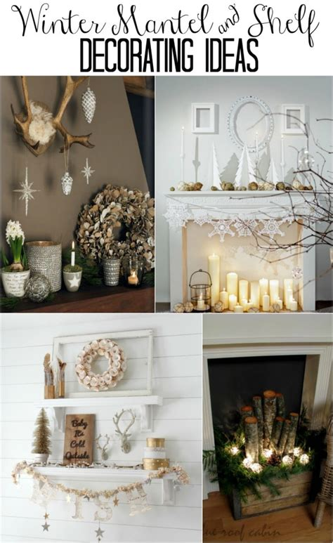 winter decor ideas   home