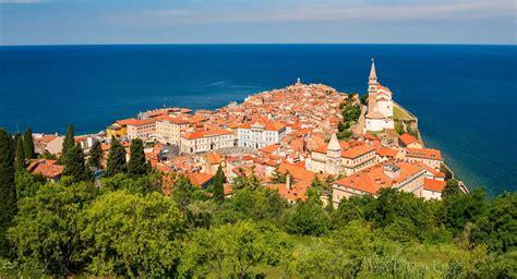 Mediterranean Houses by Piran And Salt Pans I Feel Slovenia