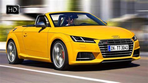 Audi Tts Convertible by 2015 Audi Tts Roadster Convertible Quattro Test Drive