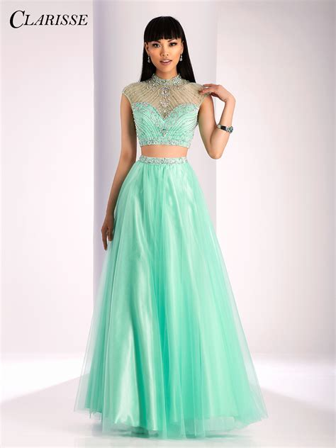 New Season Trends Of The Ballgown by Clarisse Prom Dress 3017 Promgirl Net
