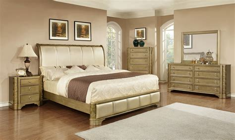 Milan Bedroom Furniture Gl2909 Milan Bedroom Set Furtado Furniture