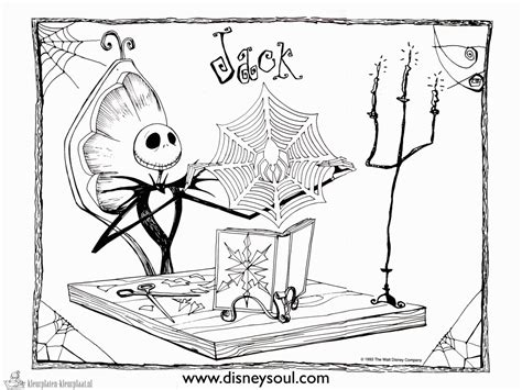 Coloring Pages Of Nightmare Before Nightmare Before Christmas Coloring Page Coloring Home by Coloring Pages Of Nightmare Before
