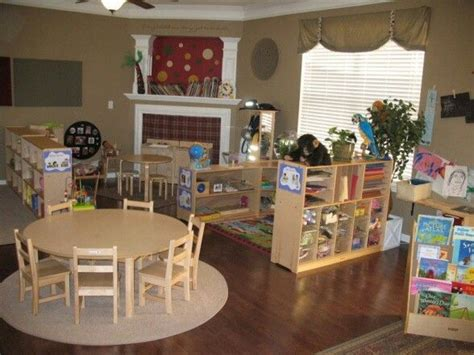 Home Daycare Decor by 25 Best Ideas About Home Daycare Decor On