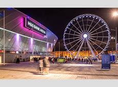 Organising an Event - Why Choose M&S Bank Arena? | M&S ... I M Lost