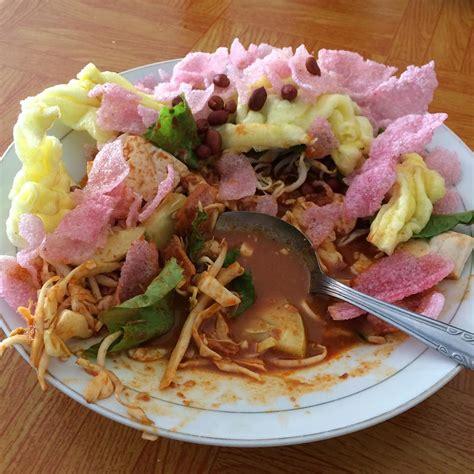 asinan kamboja rawamangun kuliner khas betawi