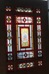 Stain Glass Door Pitch Pine And Oak Period Interior Panels Doors And Stained Glass Doors Available From Steven