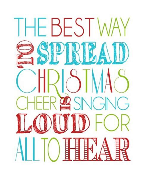 printable quotes from elf free christmas printable buddy the elf quote printables