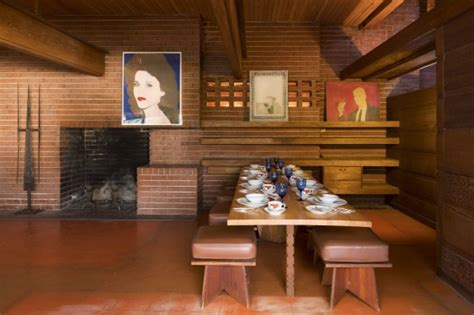 frank lloyd wright house interiors storied sturges house seeks loving owner design