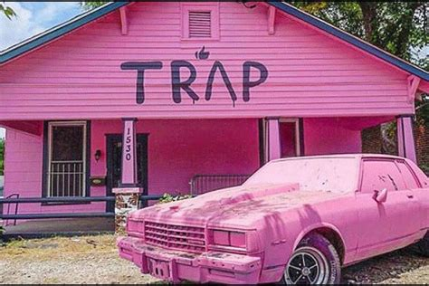 the trap house 2 chainz s now famous pink trap house to vanish from howell mill curbed atlanta