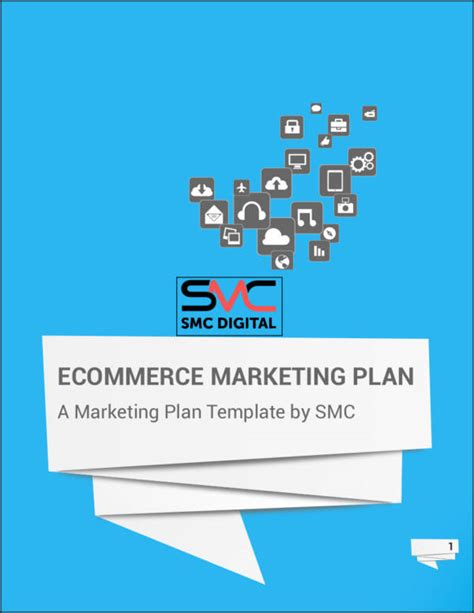 What Should Be Included In A Marketing Plan Sle Templates Ecommerce Marketing Strategy Template