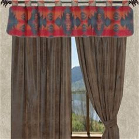southwest curtains and blinds western curtains on pinterest valances curtain ideas