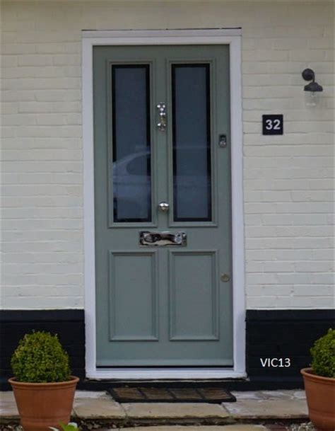 Victorian Front Door Vic13 Victorian Doors Bespoke Exterior Door Furniture Uk