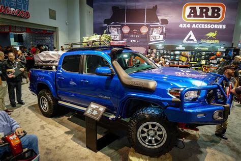 toyota road accessories toughen up your tacoma for an road beating with arb s