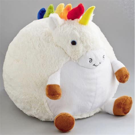 pug stuffed animal outfitters plush one pillow in unicorn holycool net