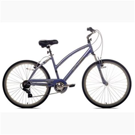 women comfort bike kent women s bayside comfort bike 26 inch wheels purple