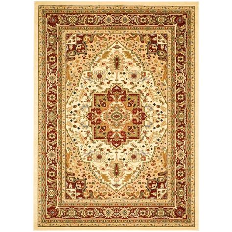 kitchen rugs 6ft safavieh lyndhurst ivory 4 ft x 6 ft area rug