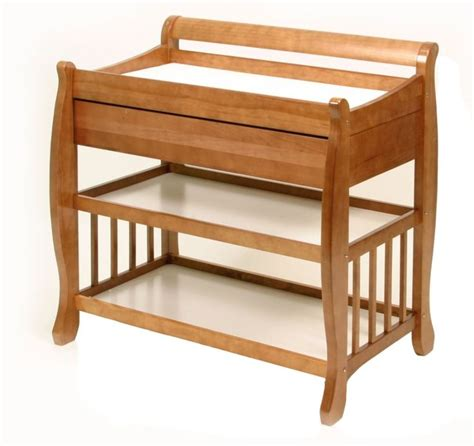 Europa Baby Changing Table Cherry Wood Baby Changing Table Thegibbonsschool