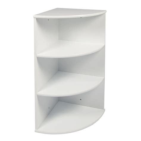 Etagere 50 X 30 by Woodluv Mdf 3 Tier Wall Mounted Corner Shelf Bathroom