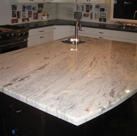 Bianco Granite Countertops by Bianco Romano Granite Gorgeous Kitchens