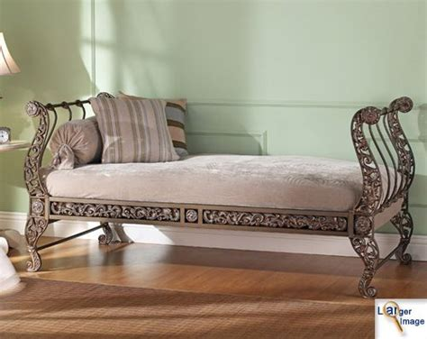 american iron bed company gaston daybed by american iron bed company things