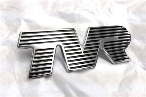 Tvr Badge Tvr Independent Specialist Powers Performance
