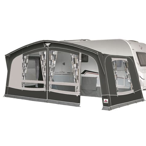 caravan full awnings dorema octavia 240 full caravan awning leisure outlet