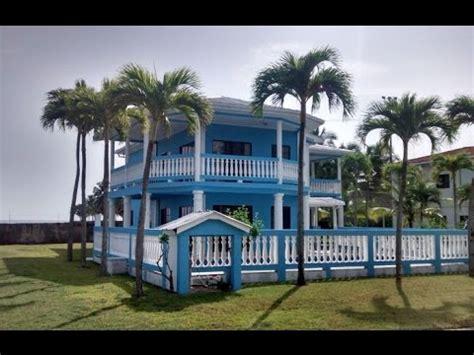 venta de hermosa casa frente al mar en omoa youtube