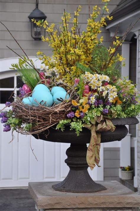 Easter Backyard Decorations by 70 Awesome Outdoor Easter Decorations For A Special