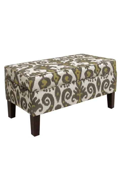 ikat storage bench 1000 images about ikat on pinterest ikat bedding