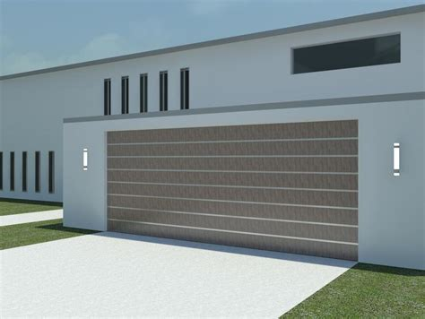 Garage Door Revit 3ds Garage Door