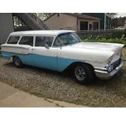 Rare 1958 Chevy Yeoman Two Door Wagon For Sale Photos Technical