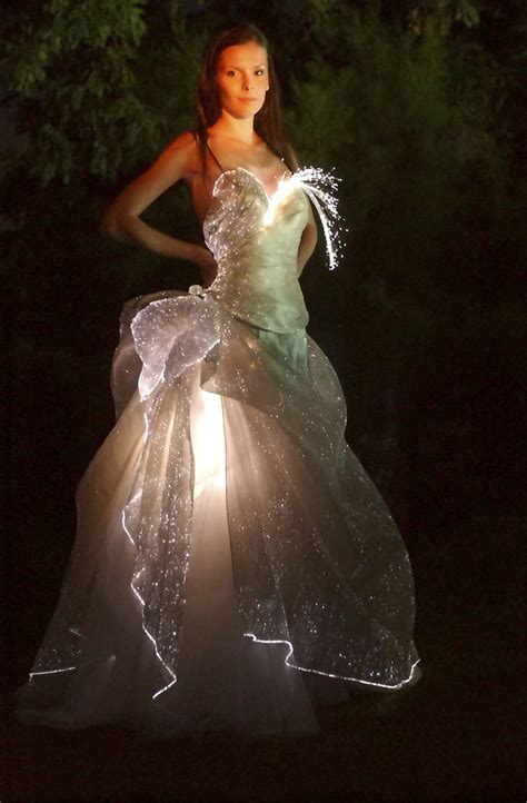 Light Wedding Dresses by Do You Want Your Wedding Dress To Light Up Call Us About