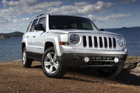 Jeep Paitriot 2011 Jeep Patriot Gets Tweaked Proves It S All In The Details