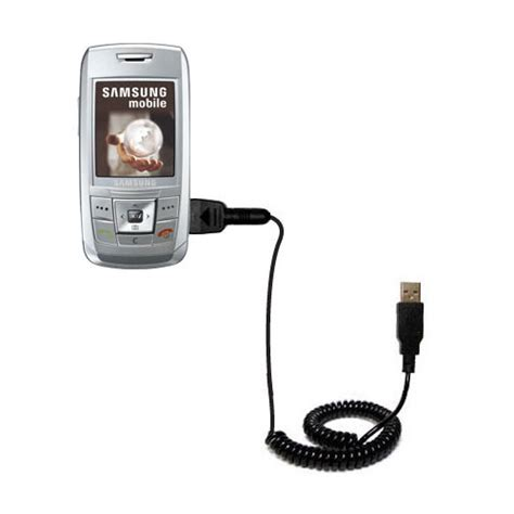 Travel Charger Samsung Sgh X160 Jadul Vintage Chars Li Ion Brand New C classic usb cable suitable for the samsung sgh e250 with power sync and charge