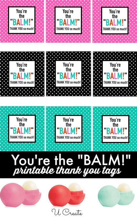 printables youre  balm teacher    balm teacher appreciation