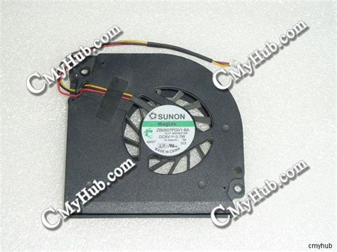 Fan Acer Aspire 5620 acer aspire 9400 9300 5620 sunon zb0507pgv1 6a 13 v1 b3448 f gn cooling fan laptop pc computer