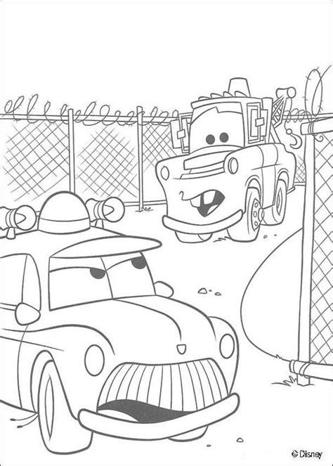Dibujos Para Colorear De La Ley Lara | dibujos de cars para colorear apexwallpapers com