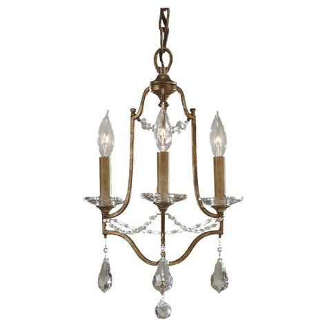 chandelier mini feiss valentina 3 light oxidized bronze mini chandelier f2623 3obz the home depot