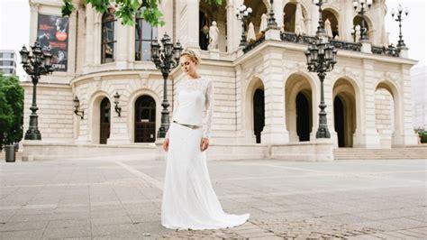 Hochzeitskleid Schlicht Modern by Design Brautkleider Schlicht Modern Vintage