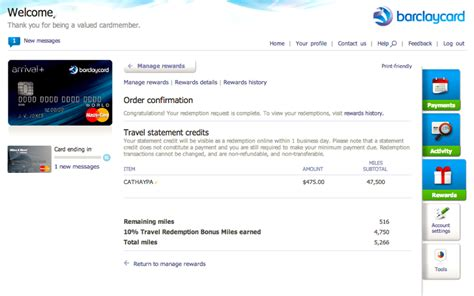 How To Redeem Opentable Gift Card - how to redeem barclaycard arrival miles