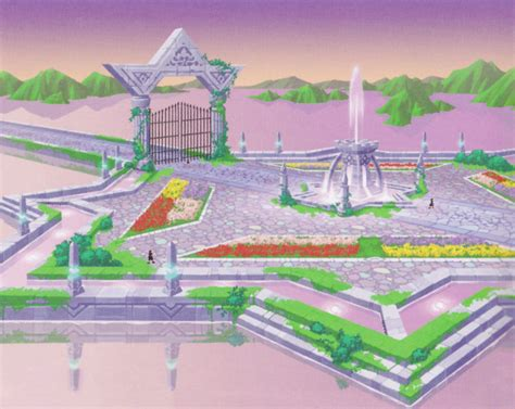 Radiant Garden by Image Outer Gardens 2 Png Disneywiki