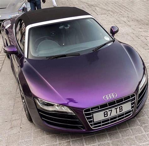 Purple Audi R8 by Purple Audi R8 L Comprar 237 A