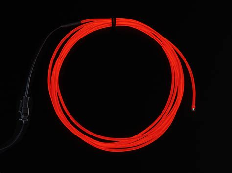 l wire high brightness electroluminescent el wire 2 5