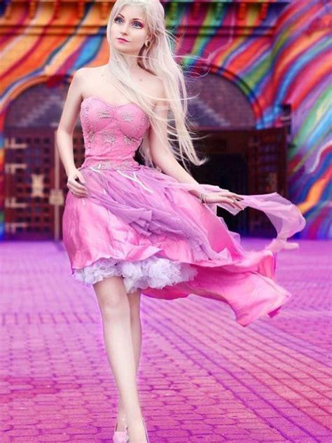 Keyra Hanya Dress By Sheika bukan kagum gadis mirip ini malah buat orang takut