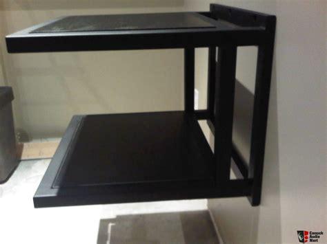 target vw2 double turntable wall mount shelf photo 546242