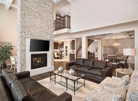 kimberley design home decor jagare ridge buena vista showhome transitional living