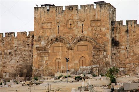imagenes reales de jerusalen golden gate jerusal 233 n israel fotos de stock 169 flik47