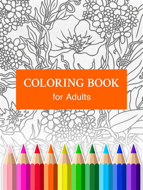 coloring book app app shopper coloring for adults of mystery