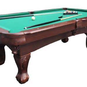 md sports springdale 7 5 ft billiard table with bonus cue